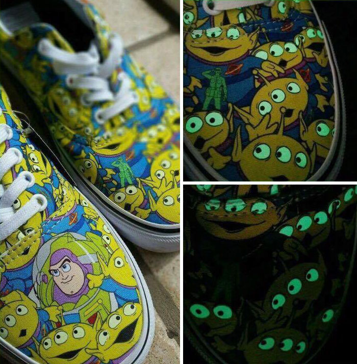 chaussure vans toy story