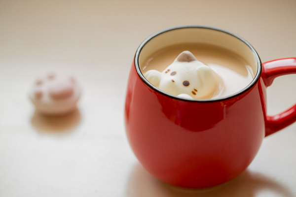 Ces délicieuses guimauves du Japon rendront votre journée plus douce