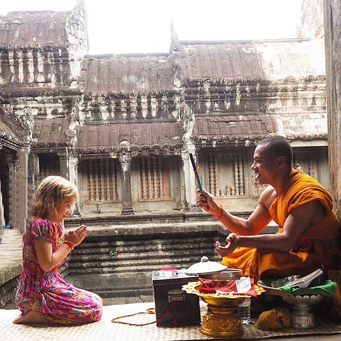 Pourquoi cette maman quitte son travail pour voyager à travers le monde avec sa fille de 6 ans