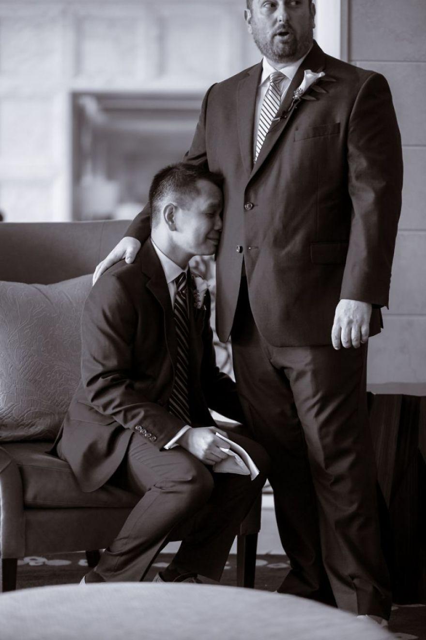 Plus de 30 photos de mariage du même sexe pour célébrer le mois de la fierté LGBT