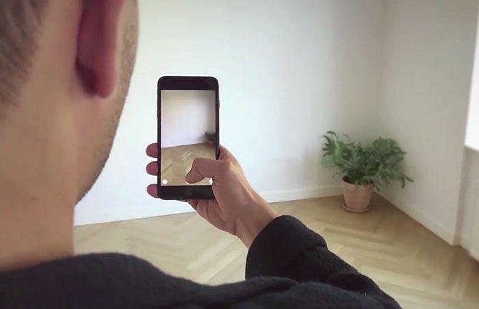 IKEA lance une nouvelle application qui vous permet d'essayer des meubles dans votre maison avant de les acheter