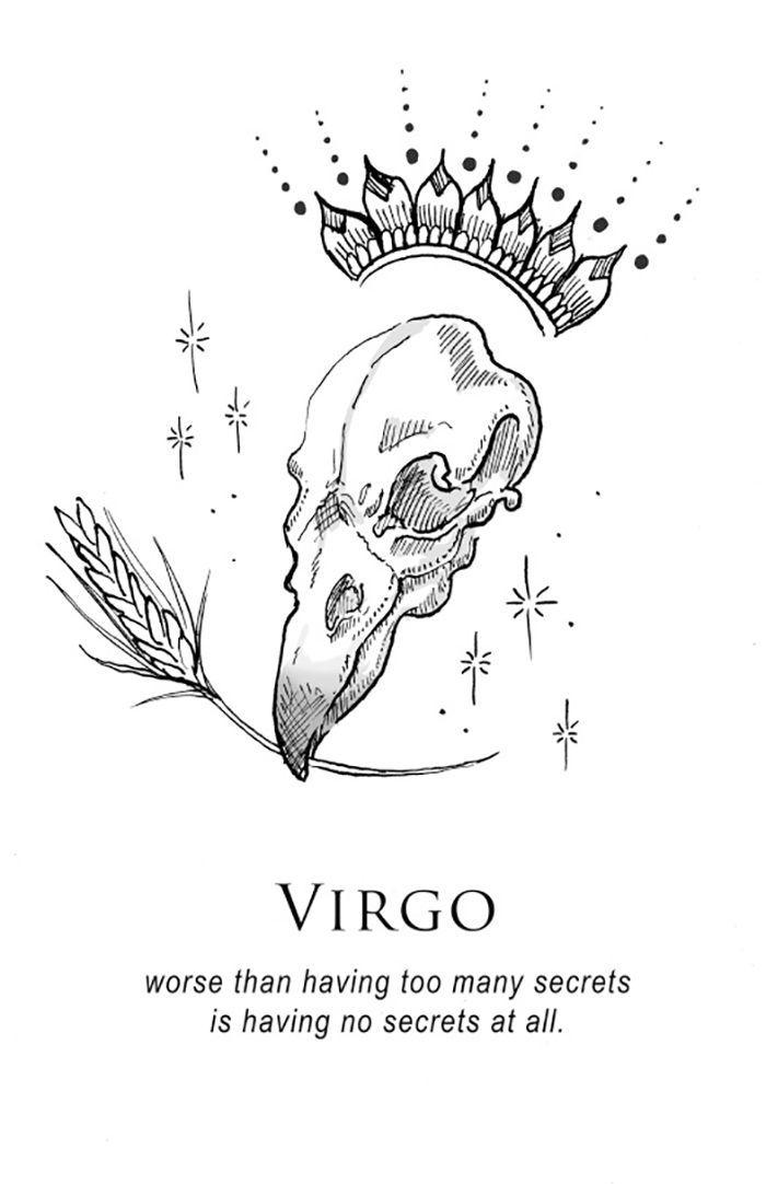12 Horoscopes noirs comme vous n'avez jamais vu auparavant