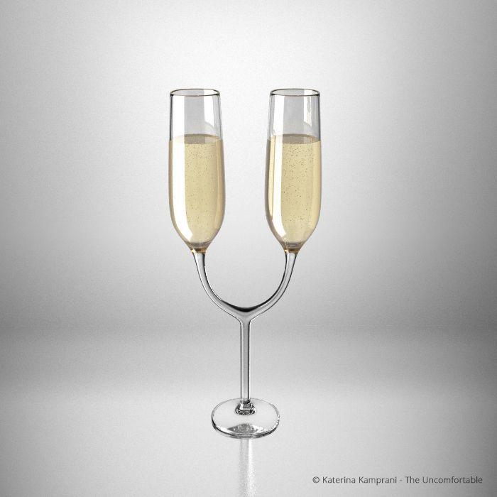 Designs de produits brillamment inutiles par Katerina Kamprani