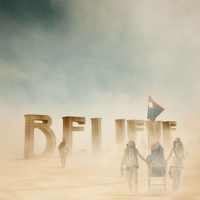 Petrodollars Outre Monde 2017: Plus De 60 Photos épiques Du Burning Man 2017 Qui Prouvent