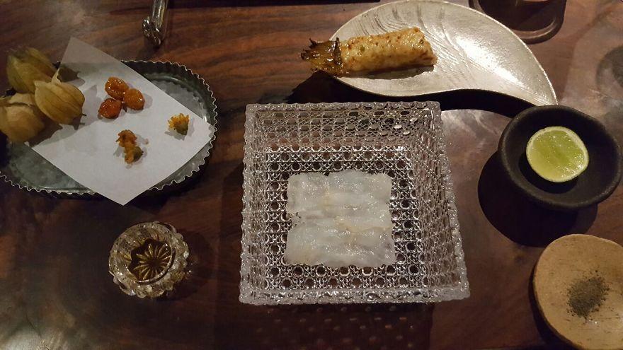 Voilà à quoi ressemble un repas de 600 $ pour 1 personne dans l'un des restaurants les plus chers d'Amérique