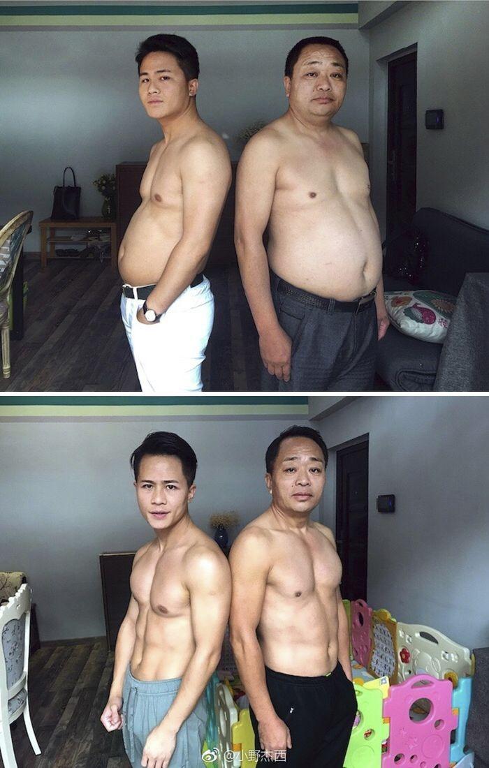 C'est dur de perdre du poids