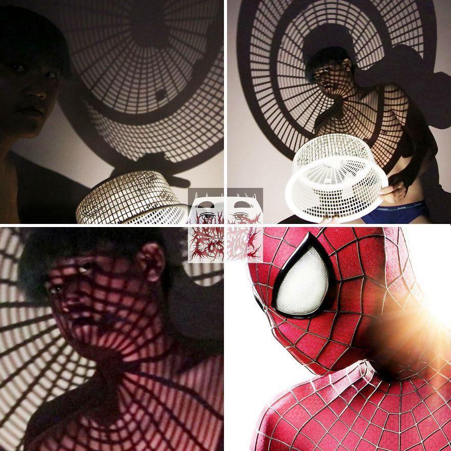 Le type au cosplay bon marché frappe à nouveau et les résultats sont hilarants