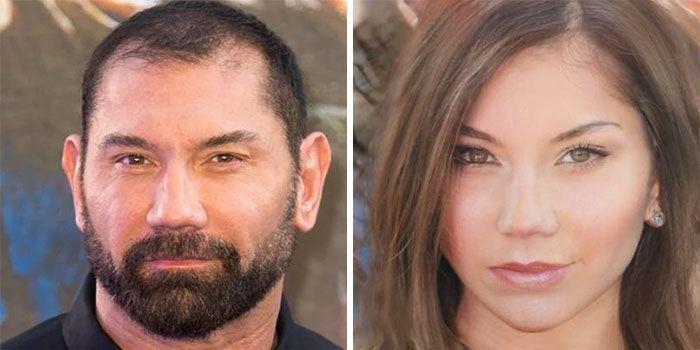 Quelqu'un a transformé 22 acteurs marvel en femmes, et les gens réalisent que Ryan Reynolds s'est marié à lui-même.