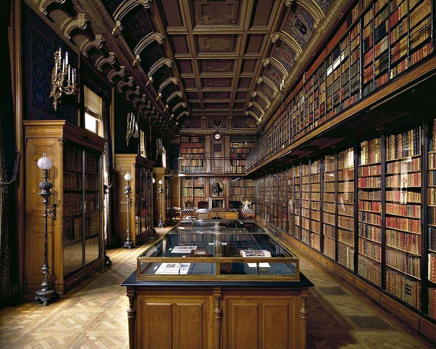 Ce photographe parcourt le monde à la recherche des plus belles bibliothèques, et voici ce qu'il a trouvé
