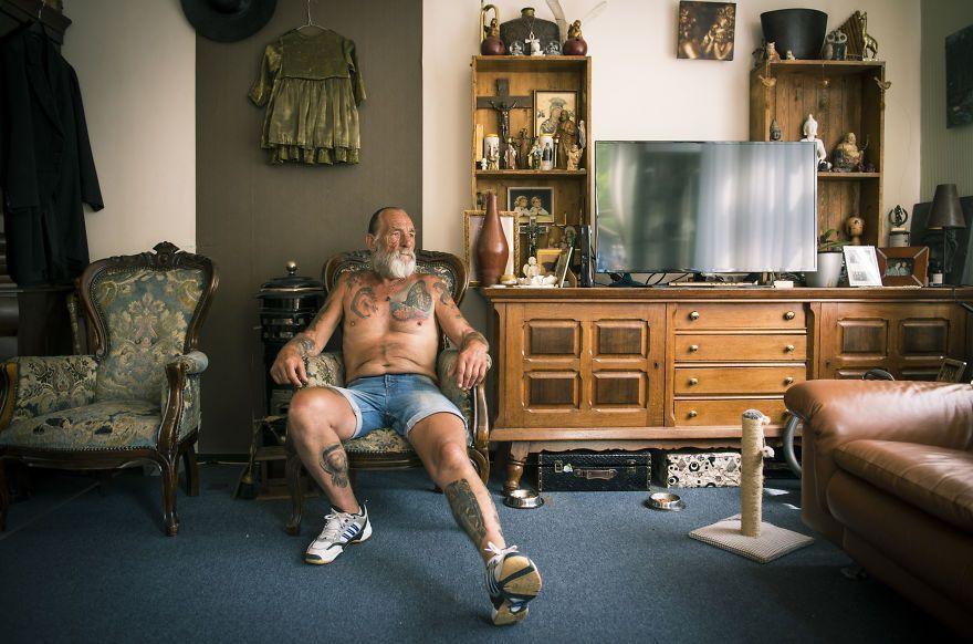 Ces seniors badass tatoués sont la preuve que vous ne devriez pas vous inquiéter de vos tatouages quand vous êtes vieux