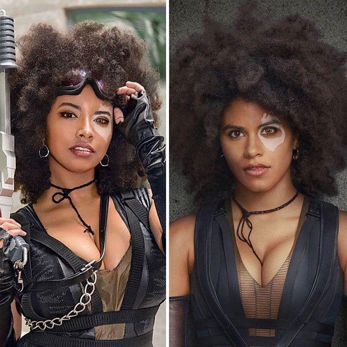 Cette cosplayeuse de 23 ans peut se transformer en n'importe qui, et voici plus de 15 de ses meilleures transformations.