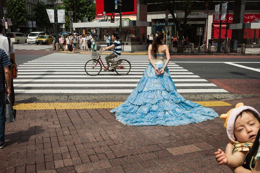 72 photos drôles et bizarres de la vie quotidienne au Japon par Shin Noguchi