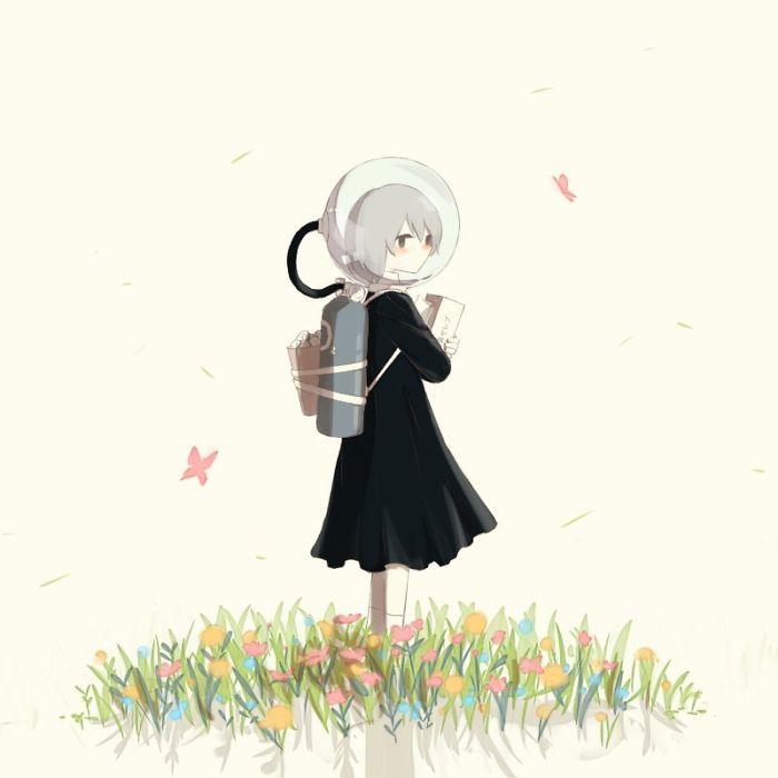 81 Puissantes illustrations d'un artiste japonais qui vous feront réfléchir (Nouvelles photos)