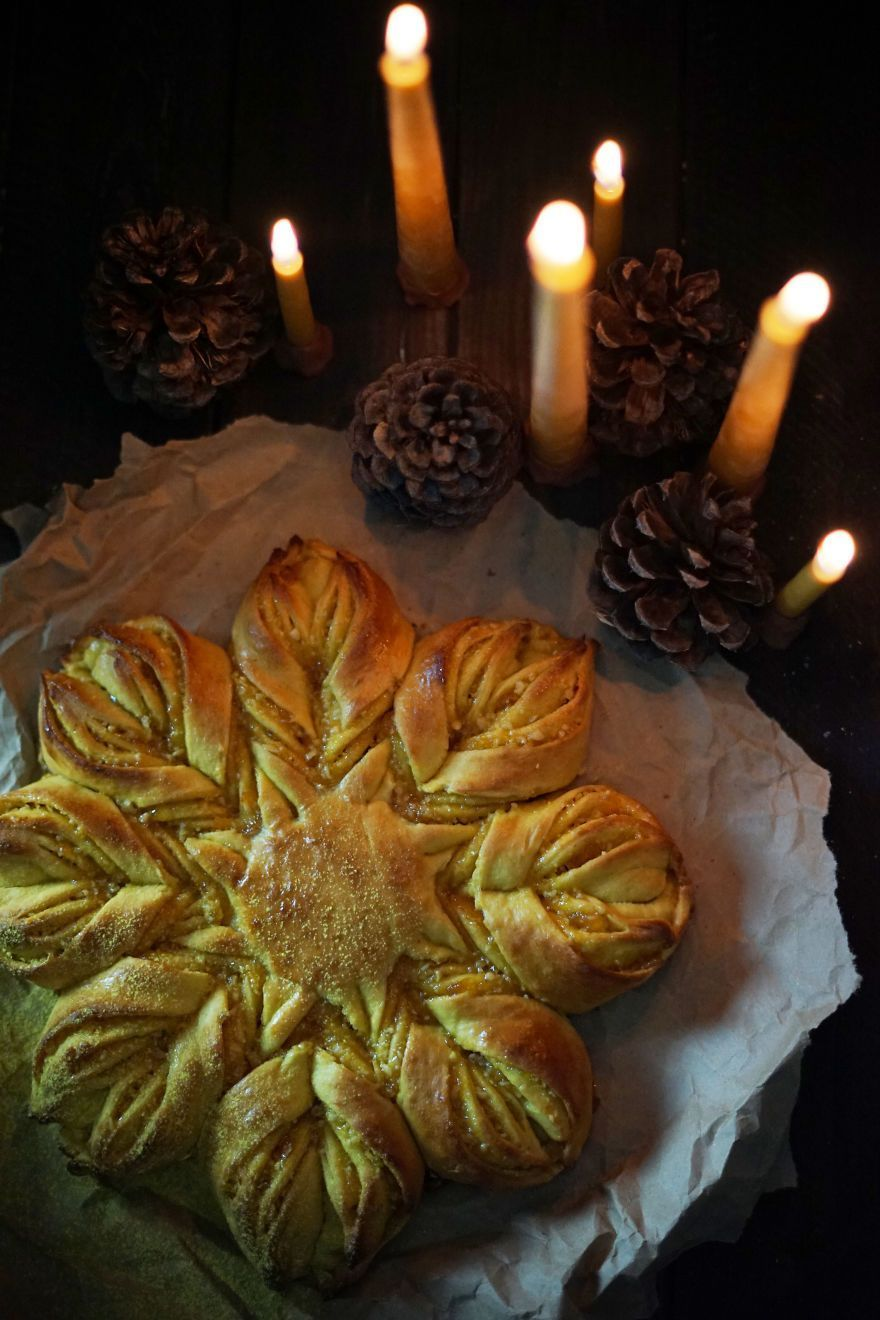 Des gâteaux d'inspiration naturelle