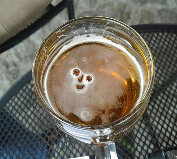 50 Times People Experienced Pareidolia In The Most Unexpected Places