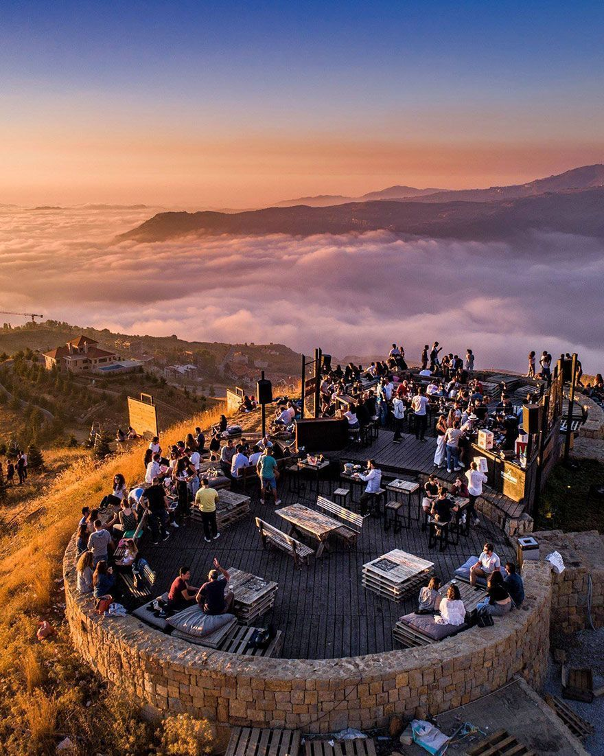 Overshadowed By The Syrian War, Lebanon's Beauty Is Revealed In 50 Breathtaking Photos