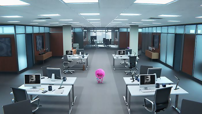 Pixar's New Short Follows A Feminine Ball Of Yarn Trying To Fit In A White Male-Dominated Workplace