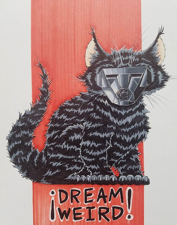 30 People Draw Their Dreams And Others Offer Their Explanations