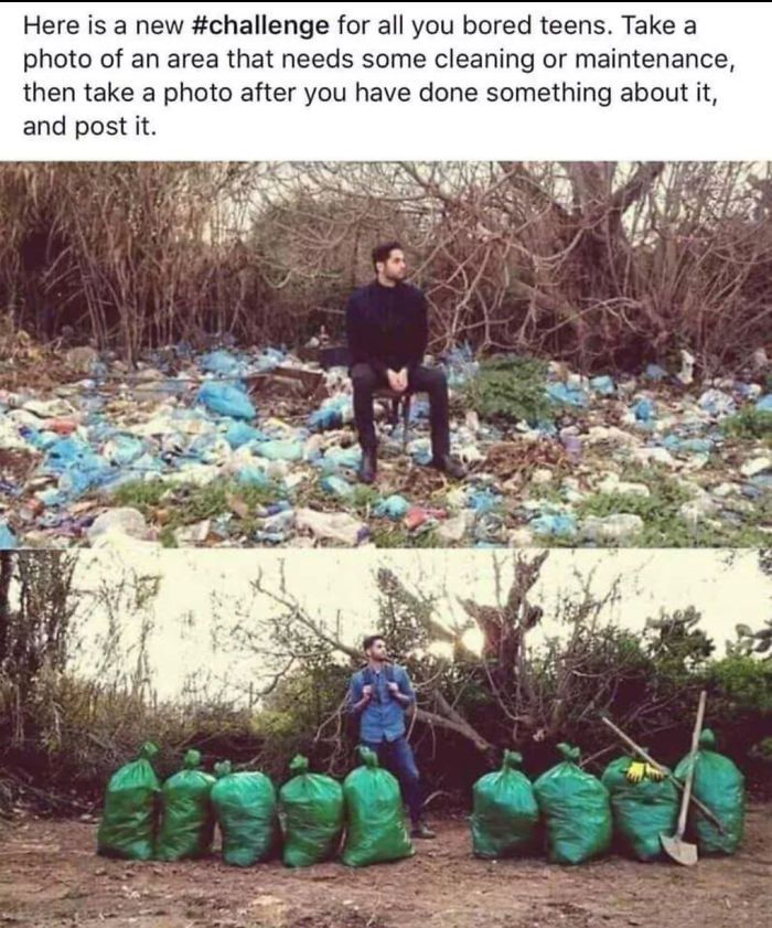 42 Of The Best Responses To #Trashtag Challenge