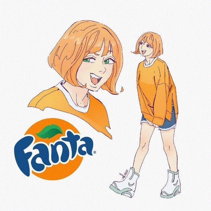 If Popular Sodas Were Cartoon Characters (14 Pics)