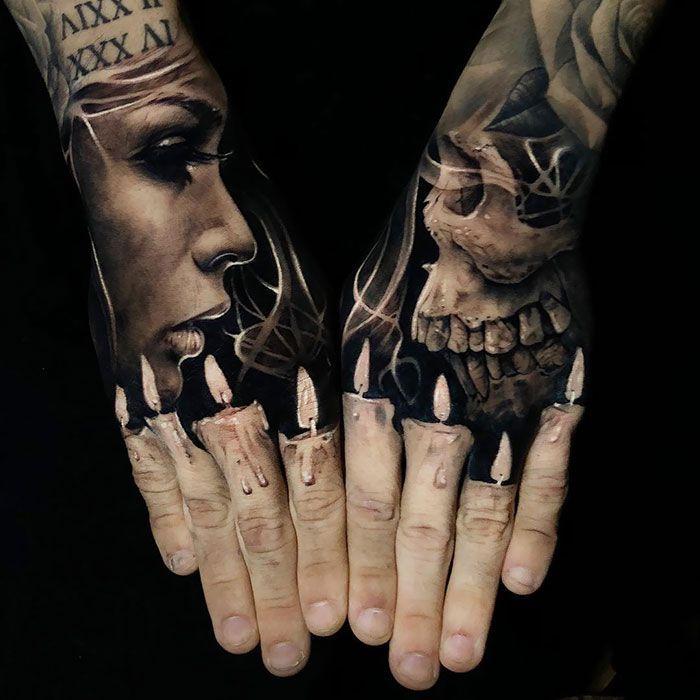 62 3D Tattoos That Will Twist Your Mind