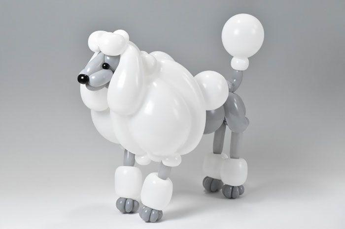 53 Incredibly Detailed Balloon Sculptures By Japanese Artist Masayoshi Matsumoto (New Pics)