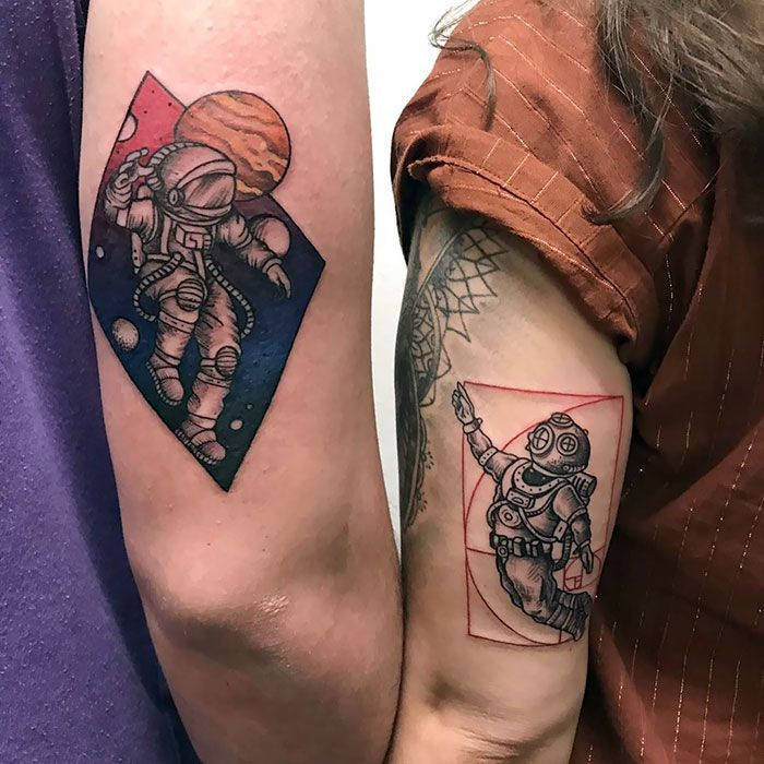 75 Brilliant Matching Tattoo Ideas Not Only For Couples
