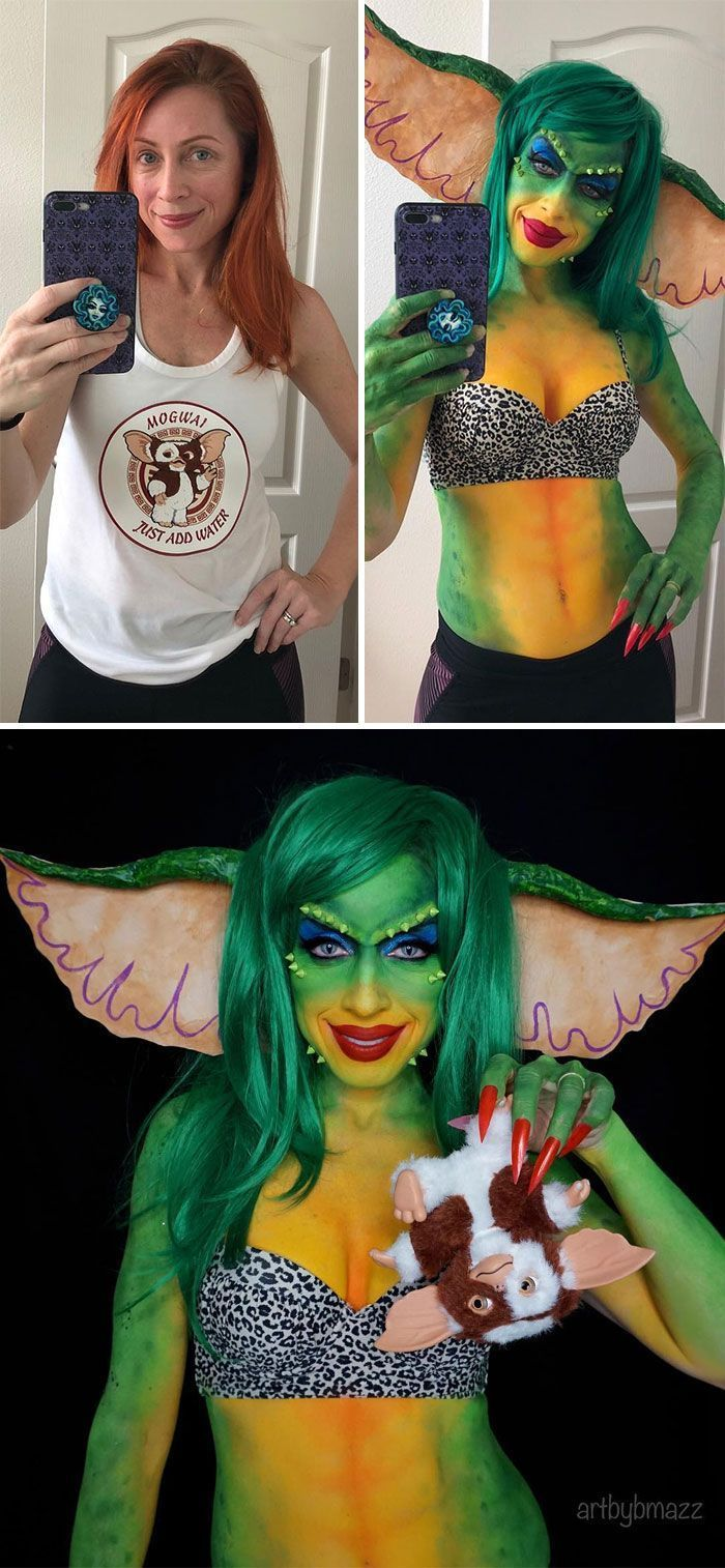 This Self-Taught Cosplayer And Makeup Artist Can Turn Herself Into Literally Anyone (71 Pics)