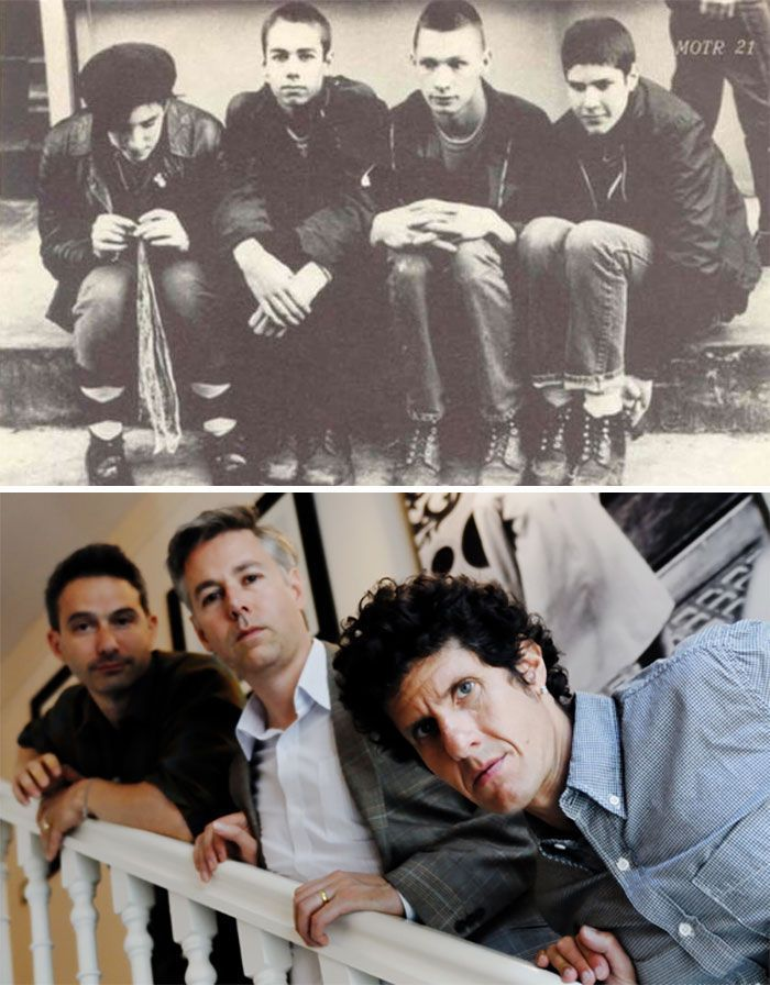 20 Photos Of Legendary Bands At The Beginning Of Their Career Compared To Photos Of Them When They Got Famous