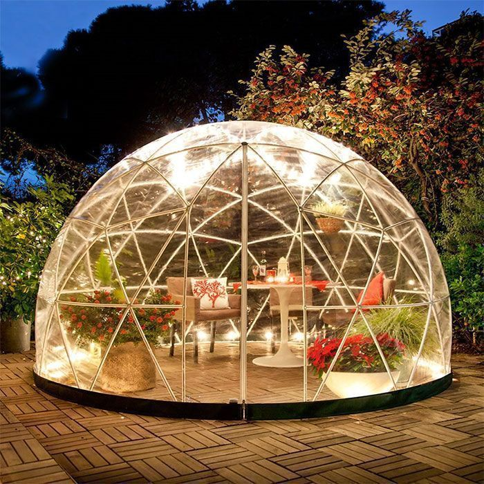 Amazon Is Now Selling An Igloo You Can Build In Your Backyard