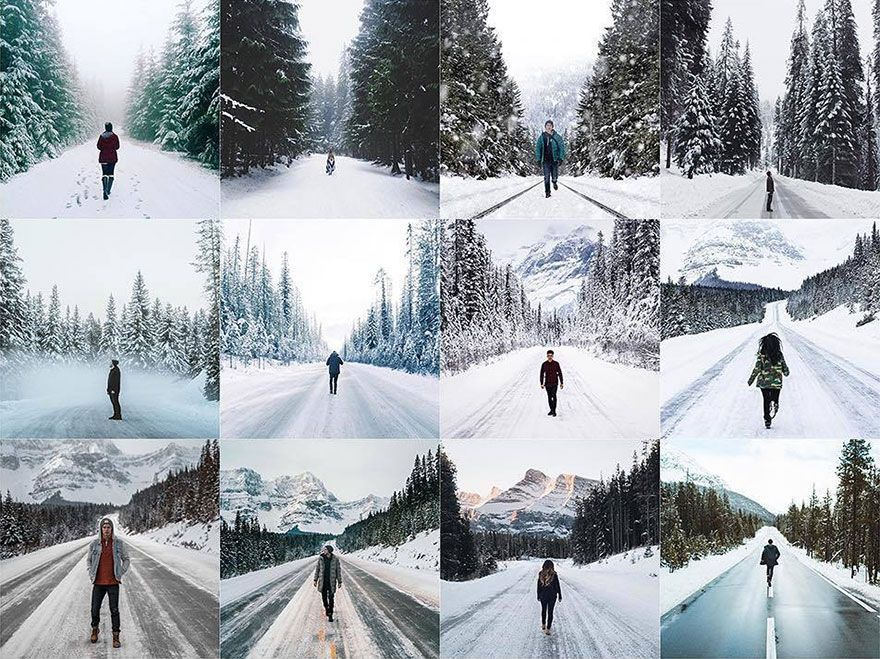 'Insta Repeat' Page Shows How Instagram Photography Pages Are All Starting To Look The Same (75 New Pics)