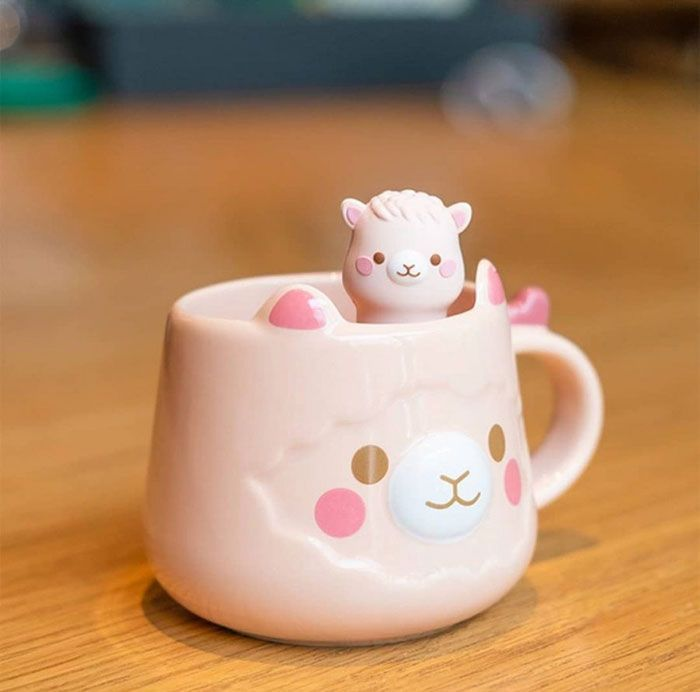 Starbucks Releases New Adorable Animal-Inspired Merchandise Collection