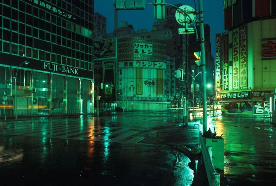 "Tokyo In The 1970s, ""The World's Most Intense City"" When It Was Still ""Unknown"""