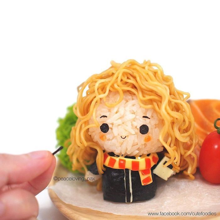 This Doctor Creates Amazing Characters From Rice
