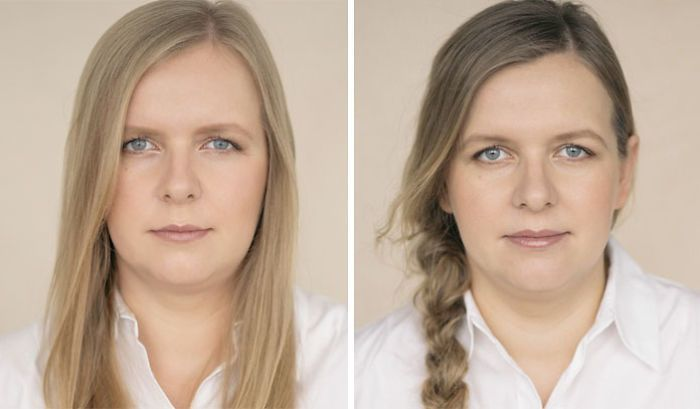 33 Women Photographed Before And After Becoming A Mom