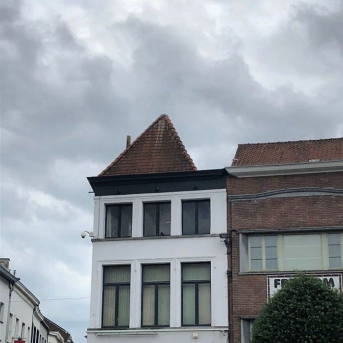 Belgian Guy Documents Ugly Houses He Sees And They're So Bad, It's Hilarious (116 New Pics)