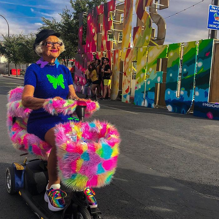 3 Million People Are Following Baddie Winkle – An Incredibly Stylish 92 Y.O. Grandma Who Proves That Life Doesn't Stop Once You're Old