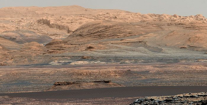 NASA's Curiosity Has Been On Mars For More Than 7 Years And Here Are Its 44 Best Photos