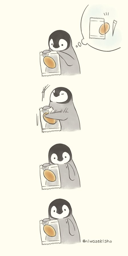 63 Adorable Comics About A Penguin That's Trying To Get Its Life Together By Sheba