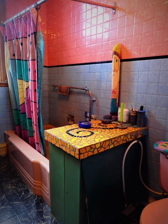 People Are Sharing Their Unusual Bathroom Designs, And Here Are 52 Of The Best Ones