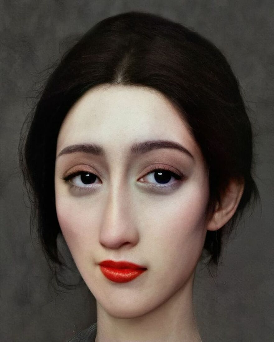 Artist Lets Us Get A Glimpse Of What These 30 Famous Historical And Popular Figures 'Really' Looked Like (New Pics)