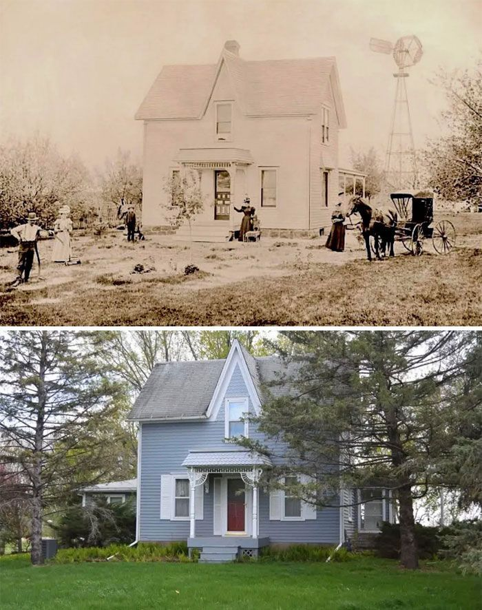 People Are Sharing 'Then And Now' Pics On This Page To Show How Time Changes Things (105 New Pics)