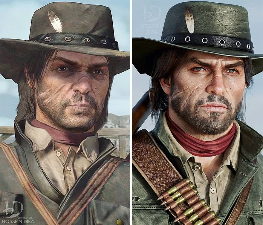 Artist Shows Us What Famous Characters Would Look Like In Real Life (19 New Pics)