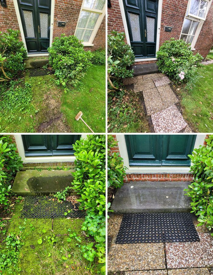 120 Things That Were Completely Transformed By Powerwashing (New Pics)