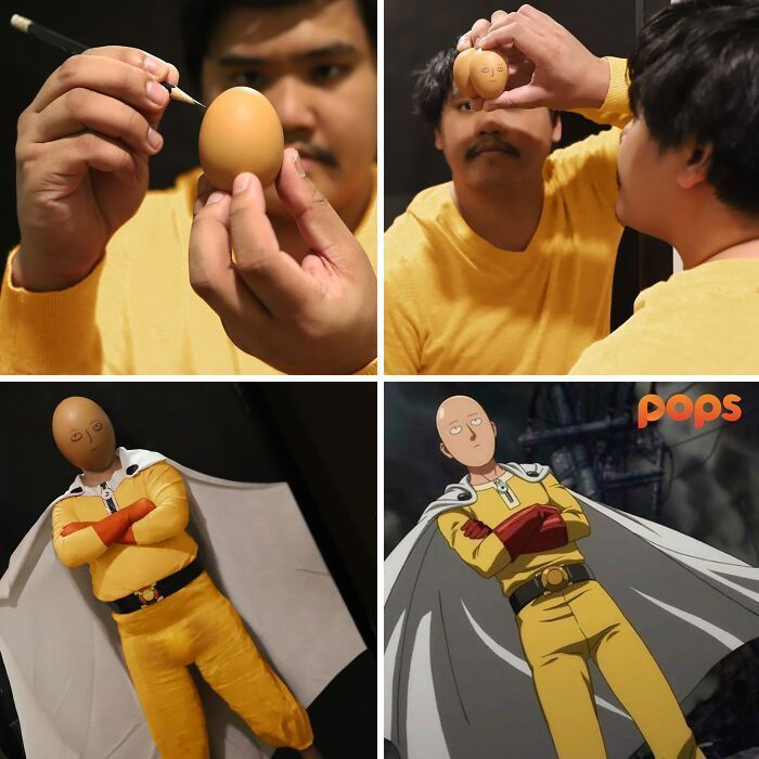 97 New Costumes From The Cheap Cosplay Guy That Are Hilariously On Point